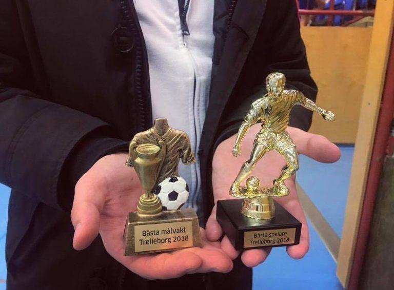 Fotbollsturnering i Trelleborg 2018